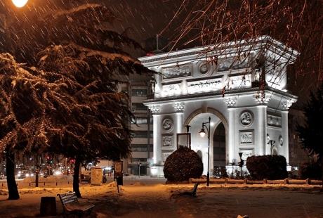 Porte de Macédoine