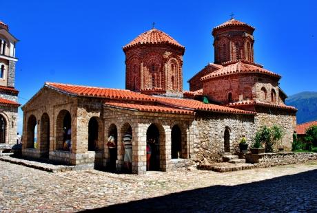Monastère de Saint Naum