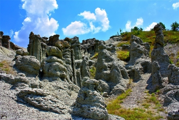 Stone town of Kuklica